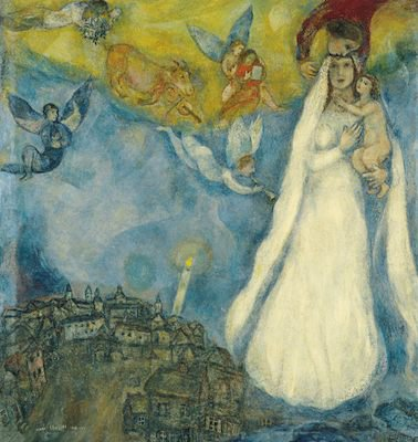 quelques oeuvres de Marc Chagall