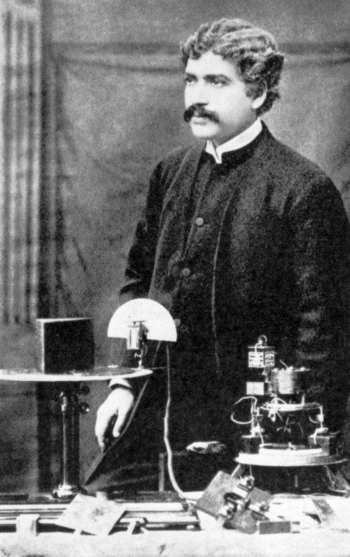 qui est Jagadish Chandra Bose?