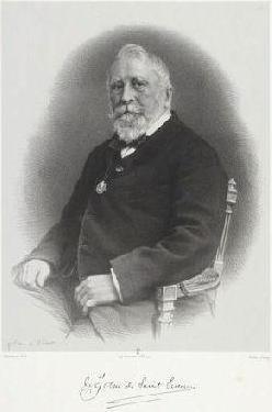 connaissez vous Henri Jean Victor de Rouvroy,duc de Saint Simon?