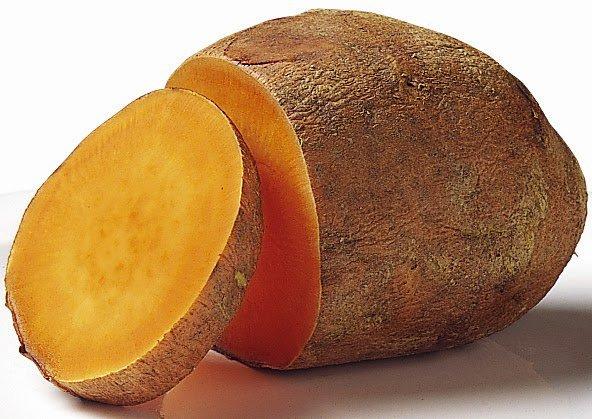 l histoire de la patate douce