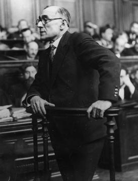 Charles Adolphe Faux_Pas-Bidet et Trotski