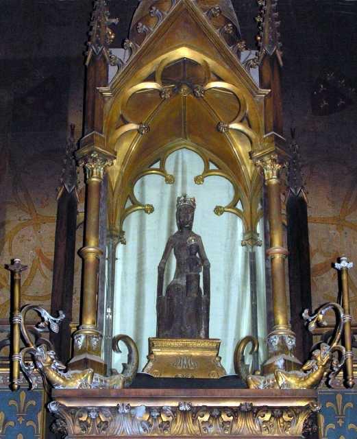 le pélerinage de Rocamadour
