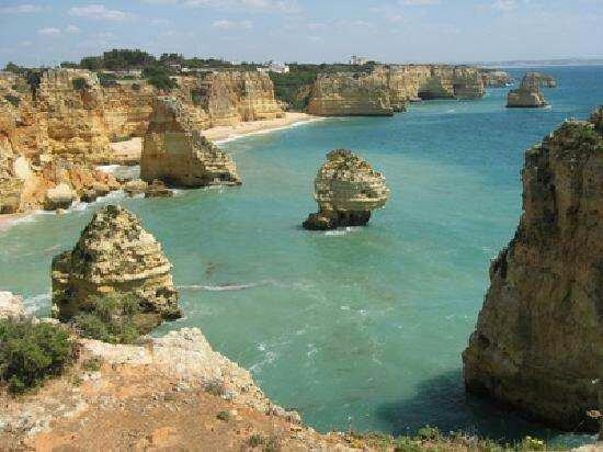 Bientôt en vacances  je vais alle au Portugal  dans le sud