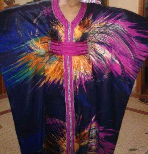 Le sari et caftan