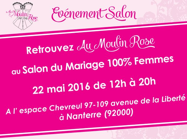 Showroom 2016 - Paris - Venez nombreux aux deux événements -
