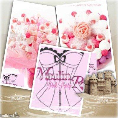 Organisez votre Pink Party