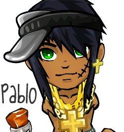 Pablo, t'es tellement .. cool --