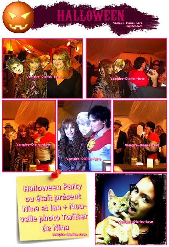 Soirée Halloween le 29 Octobre