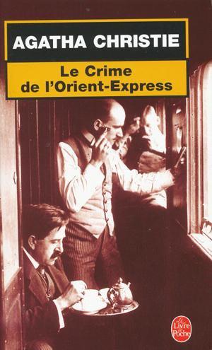 Le crime de l'Orient-Express de Agatha Christie