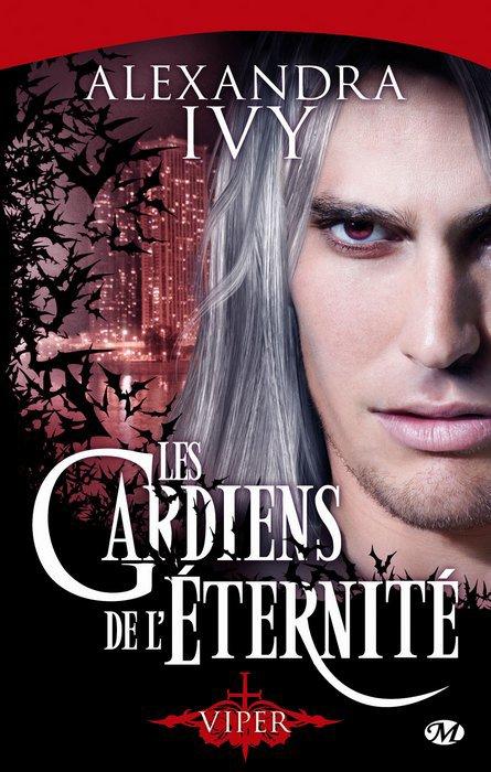 Les Gardiens de l'Eternité - Tome 2 - de Alexandra Ivy