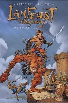 Lanfeust Odyssey - L'énigme Or-Azur - 1ère Partie de Christophe Arleston