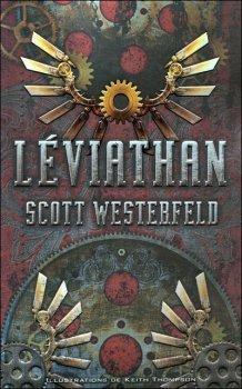 Léviathan de Scott Westerfeld