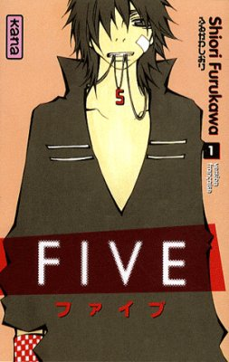 Five tome 1 de Shiori Furukawa