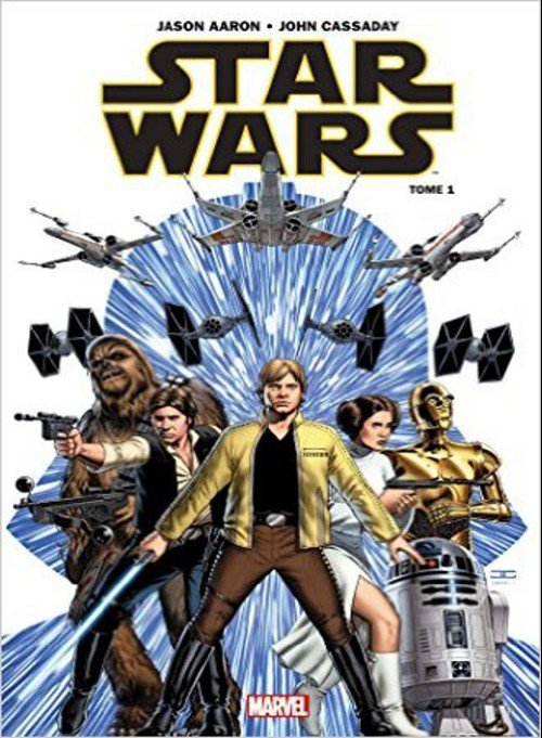 Star Wars - Tome 1 - Skywalker passe à l'attaque