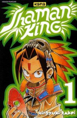 Shaman King Tome 1 de Hiroyuki Takei