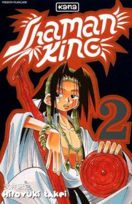 Shaman King Tome 2 de Hiroyuki Takei