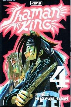 Shaman King Tome 4 de Hiroyuki Takei