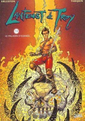 Lanfeust de Troy Tome 4 de Christophe Arleston