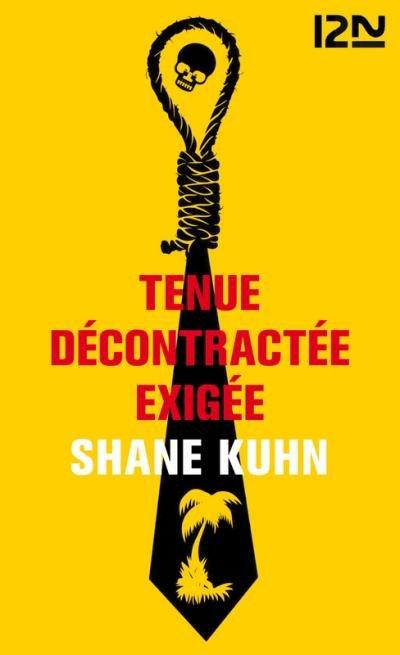 Tenue décontractée exigée de Shane Kuhn