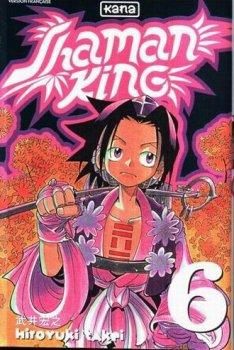 Shaman King Tome 6 de Hiroyuki Takei