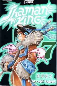 Shaman King Tome 7 de Hiroyuki Takei
