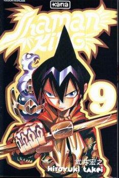 Shaman King Tome 9 de Hiroyuki Takei