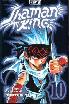 Shaman King Tome 10 de Hiroyuki Takei