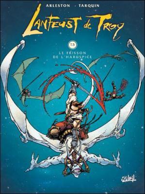 Lanfeust de Troy - Le frisson de l'Haruspice Tome 5 de Christophe Arleston