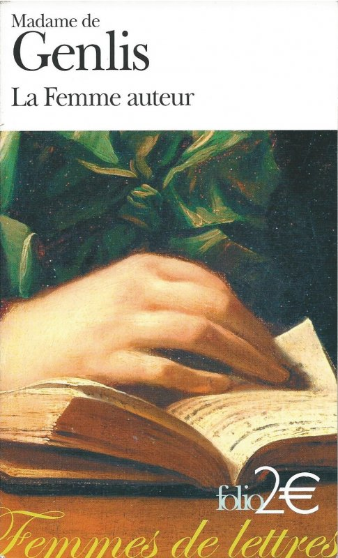 La femme auteur de Madame de Genlis