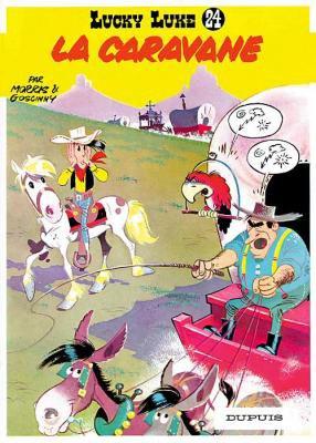 Lucky Luke - La caravane