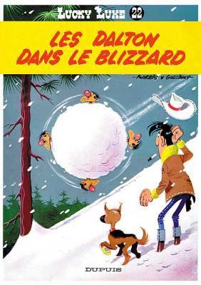 Les Dalton dans le blizzard de Morris et René Goscinny