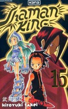 Shaman King Tome 15 de Hiroyuki Takei