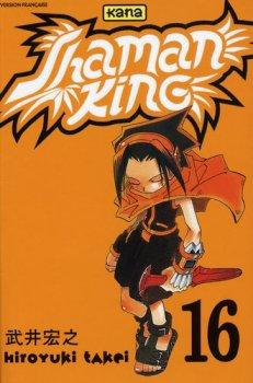 Shaman King Tome 16 de Hiroyuki Takei