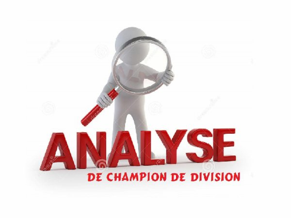 L'ANALYSE DE CHAMPION (MATCH DU 14/05/17)