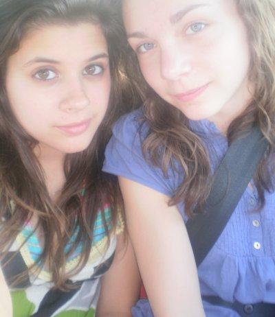 Elise Chérie.♥ Ma première Amie =D