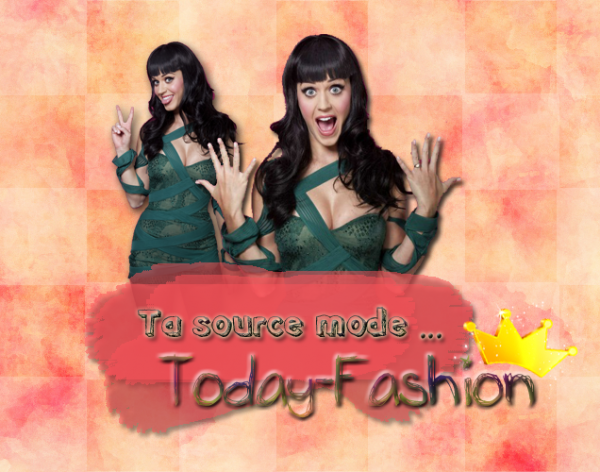Bienvenue sur Today-Fashion ! :D♥