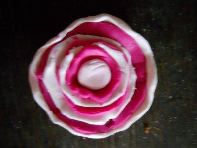 pendentif rose