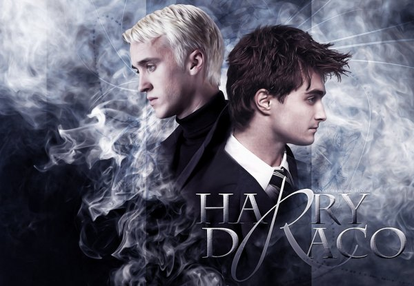 Drarry en folie !