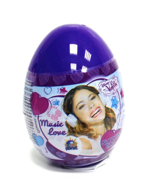 Oeuf Surprise Violetta Music Love