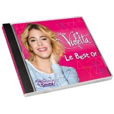 cd best of violetta