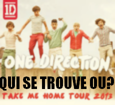 Blog de tmhtbercy page 3 take me home tour 2013 for Porte x bercy