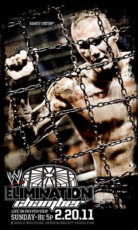 Pay-Per-View : Elimination Chamber