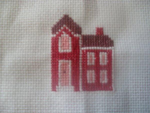 SAL Mystère: alphabet thème maisons