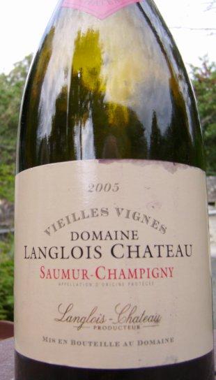 Domaine Langlois-Château 2005
