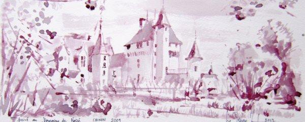 les Jardins du château du Rivau