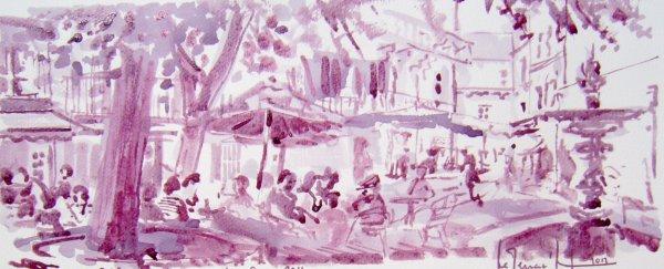 Saumur oenographié