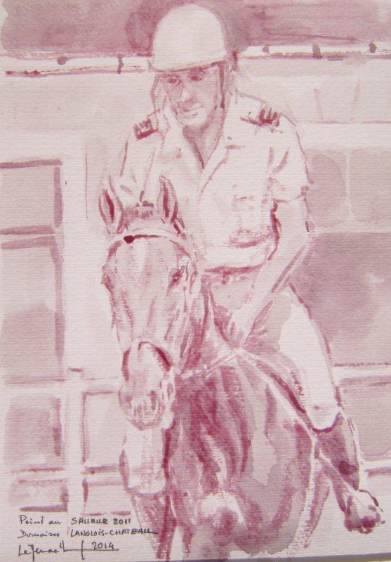 capitale de l'équitation