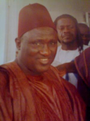 Serigne Cheikh Mbacké Modou Faty Khary