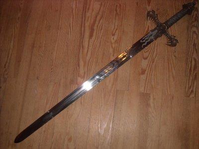 nouvelle épée