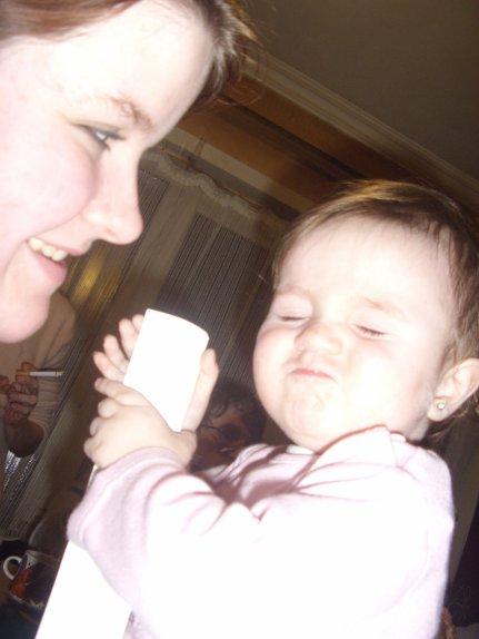 ma kikine de beurre & moi